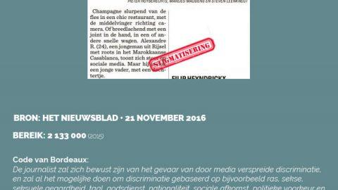 Het Nieuwsblad • 21 november 2016