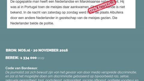 NOS.nl • 20 november 2016