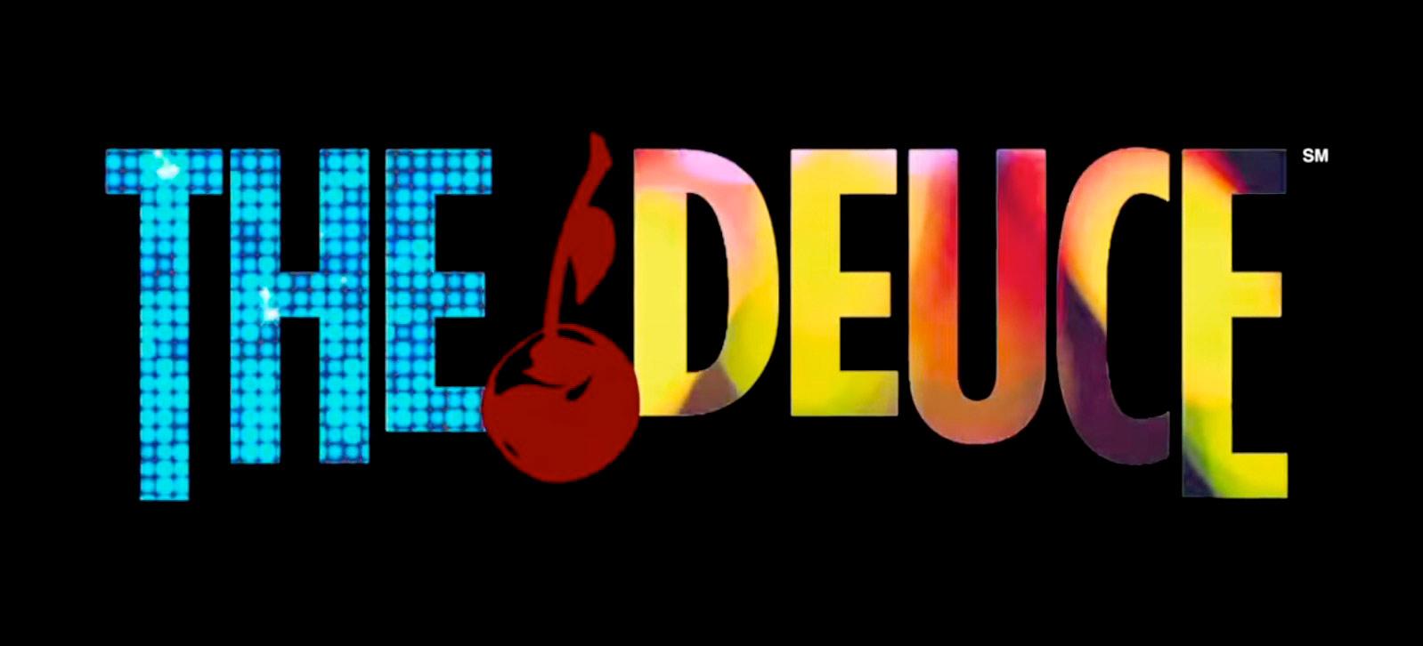 The Deuce, logo