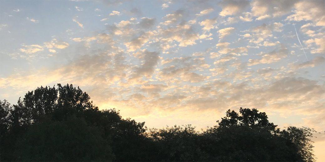 Afbeelding van het ochtendgloren